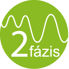 2 fázisú fejési technológia